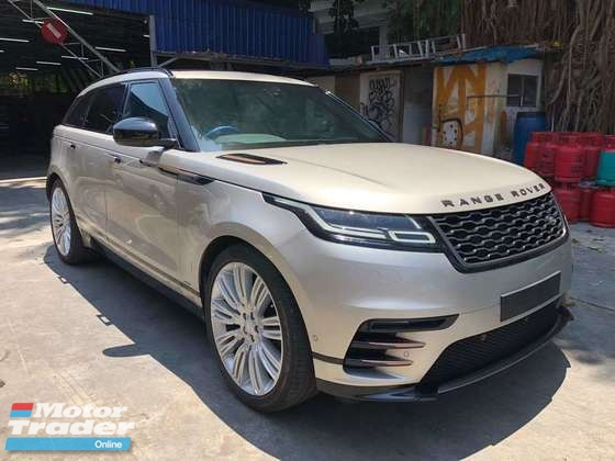 2017 LAND ROVER OTHER RANGE ROVER VELAR 3.0 R-Dynamic P380 HSE UNREG