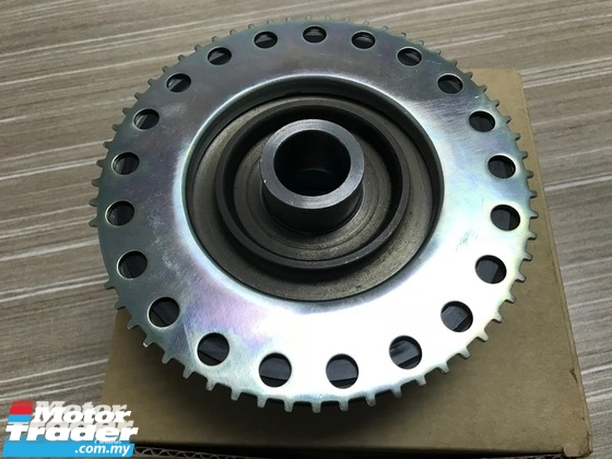 RANGE ROVER LAND ROVER EVOQUE CRANK SHAFT PULLEY NEW USED RECOND AUTO CAR SPARE PART MALAYSIA