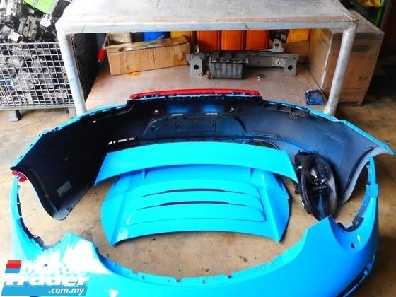 PORSCHE 991 SPORT BODY KIT HALFCUT HALF CUT NEW USED RECOND AUTO CAR SPARE PART MALAYSIA