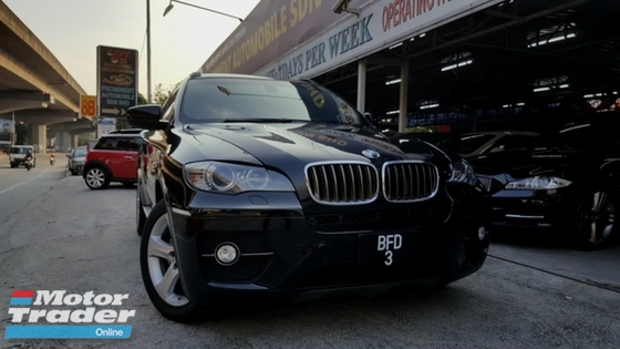 2011 BMW X6 3.0 NEW FACELIFT (A)