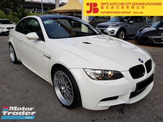 2010 BMW M3 4.0 V8 (A)