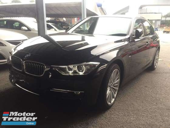 2014 BMW 3 SERIES 328I LUXURY SPEC SST INCLUDE LOCAL SPEC UNDER WARRANTY