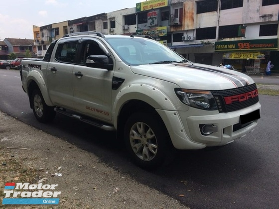 2015 FORD RANGER  WILDTRACK 3.2 (A) VERY TIPTOP