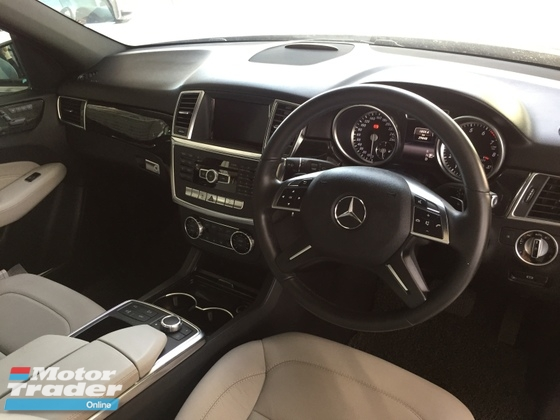 2014 MERCEDES-BENZ ML 350 AMG 29k km Full Service,U/Warranty C&C,FULLSPEC,REG 2015