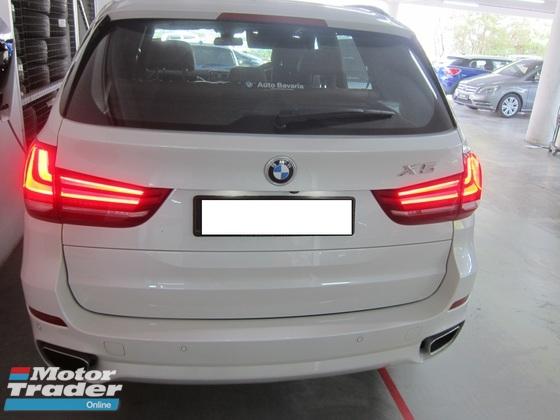 2018 BMW X5 X5 40e M sport