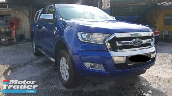 2016 FORD RANGER 2.2L XLT 4WD (A) Full service, Mileage 36000KM