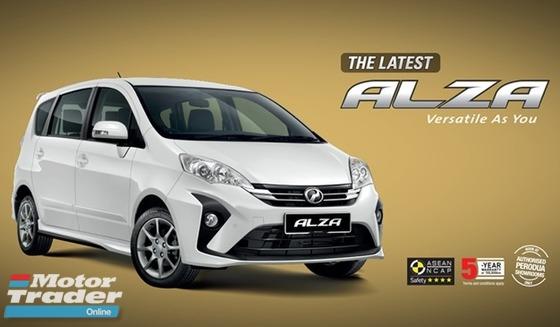2018 PERODUA ALZA 1.5c Auto