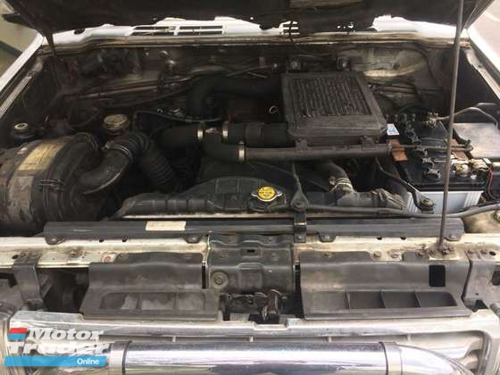 1993 MITSUBISHI PAJERO 2.5 (A) DIESEL TURBO ENGINE