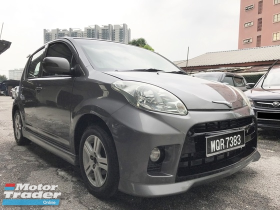 2007 PERODUA MYVI 1.3 (M) SE Full LeatherSeat, Ccris Or BlackList Loan !!!