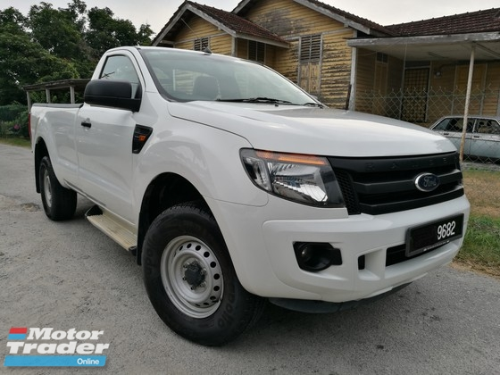 2015 FORD RANGER 2015 Ford RANGER 2.2 4WD (M) SINGLE CAB