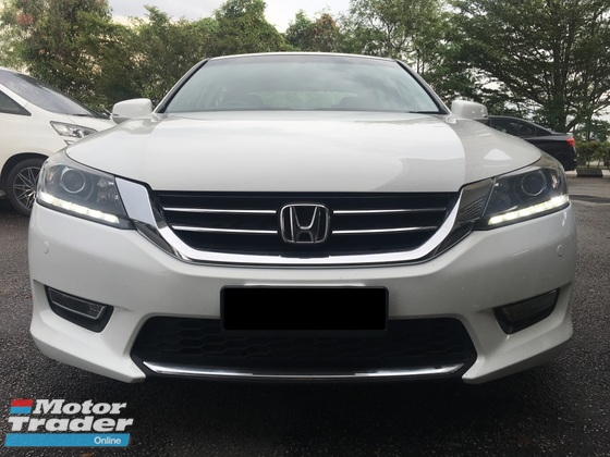 2014 HONDA ACCORD 2.0 VTI-L with Honda full service record