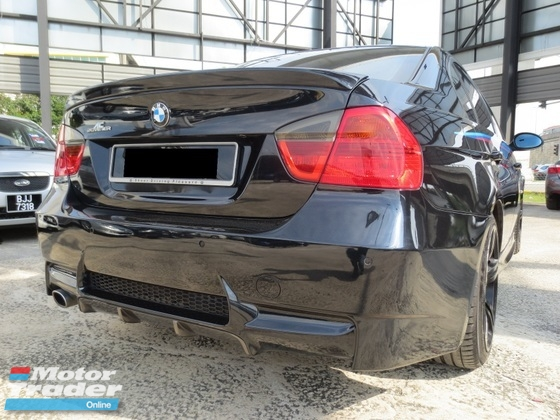 2008 BMW 3 SERIES 320I SPECIAL EDITION Tip Top