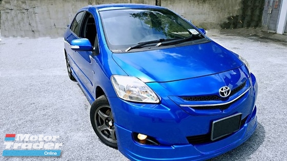 2010 TOYOTA VIOS 1.5 TRD SPORTIVO ORIGINAL S SPEC TIP TOP CONDITION