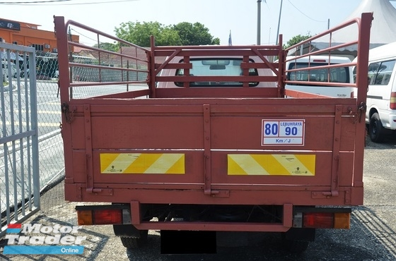 2000 Nissan Cabstar Wooden Body 10ft 2.0cc Petrol 1 ton 2500kg