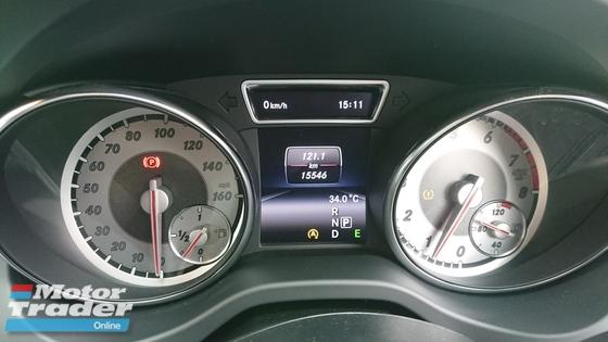 2015 MERCEDES-BENZ CLA CLA 180 AMG SPORT Unreg