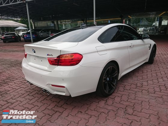 2015 BMW M4 Coupe Unregistered