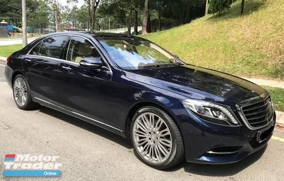 2016 MERCEDES-BENZ S-CLASS S400L HYBRID FULL SPEC AUGUST 2016