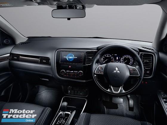 2018 MITSUBISHI OUTLANDER 4WD SUV Discount 8K + Free iPhone8