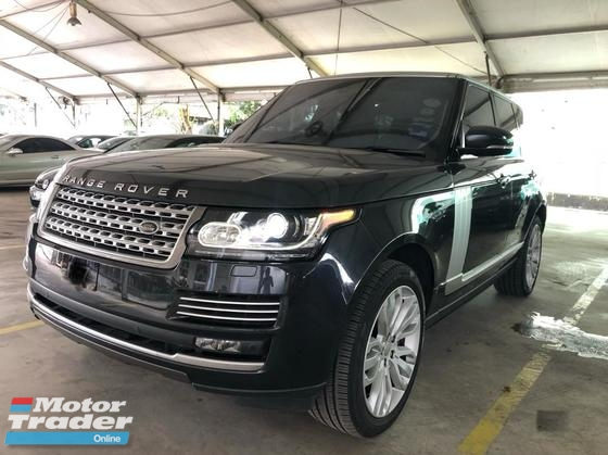 2012 LAND ROVER RANGE ROVER VOGUE 5.0 V8 SUPERCHARGE TIP TOP CONDITION