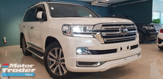 2016 TOYOTA LAND CRUISER 2016 Toyota Land Cruiser 4.6 ZX SUV UNREG JAPAN FULL SPECS WITH 1 YEAR WARRANTY
