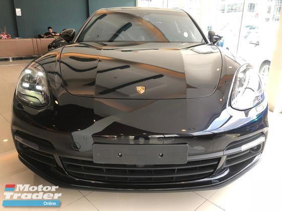 2016 PORSCHE PANAMERA 2016 Porsche Panamera 2.9 4S Hatchback UNREG DEMO CAR UK SPEC