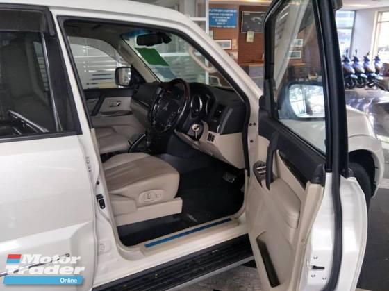 2012 MITSUBISHI PAJERO 3.2 Super Sports Turbo Diesel Super Exceed (UNREG)
