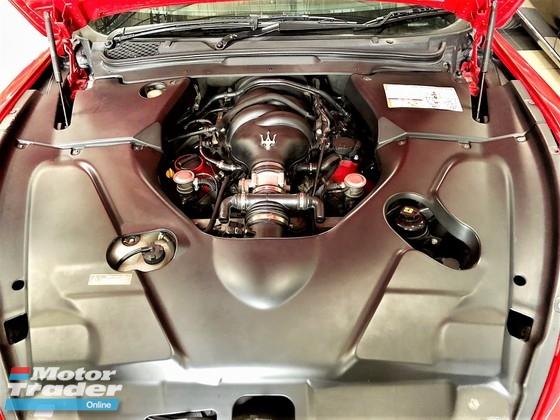 2009 MASERATI GRAN TURISMO 4.7 (A) V8 SUPER SPORT EDITION TIP TOP