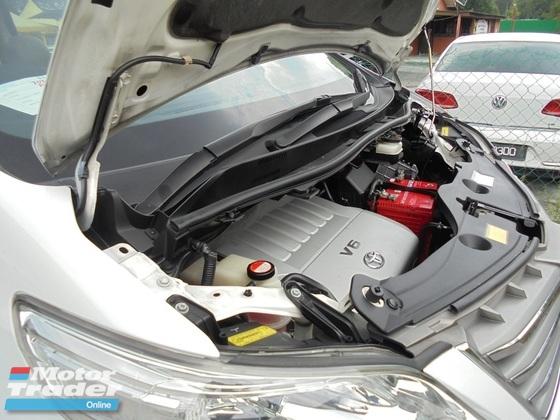 2014 TOYOTA VELLFIRE  3.5 GL 2Powerdoor Powerboot PilotSeat NAVI ReverseCamera Facelift LikeNEW