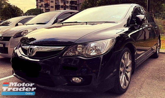 2009 HONDA CIVIC 2.0S Super Low Mieage FD Type R Very Good Condition