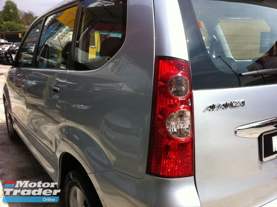 2012 TOYOTA AVANZA 1.5 Auto MPV. One Owner,7 Seaters,Tip Top Condition…..