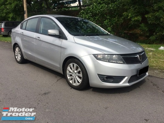 2013 PROTON PREVE 1.6L CVT (A) VERY GOOD CONDITION