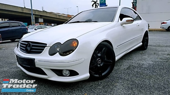 2008 MERCEDES-BENZ CLK CLK240 LIMITED EDITION TIP TOP SUPERB WELL CONDITION