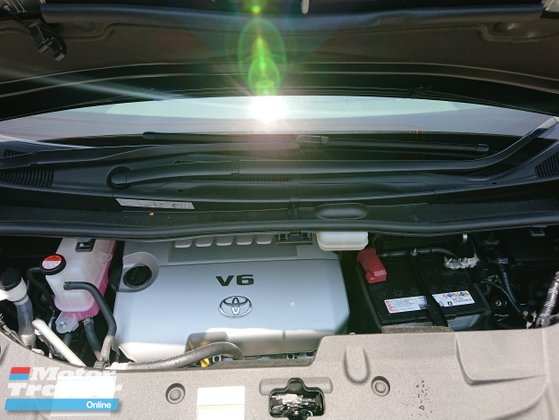 2016 TOYOTA VELLFIRE 3.5V Executive Lounge Unregistered