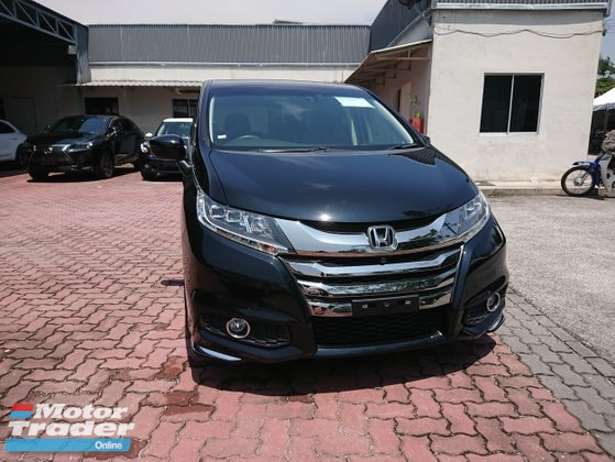2014 HONDA ODYSSEY ABSOLUTE EX unregistered