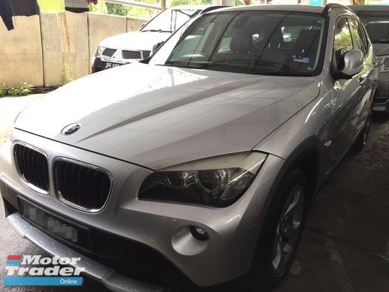 2011 BMW X1 2.0 Service Record 71K km by BMW Malaysia, FREE Warranty