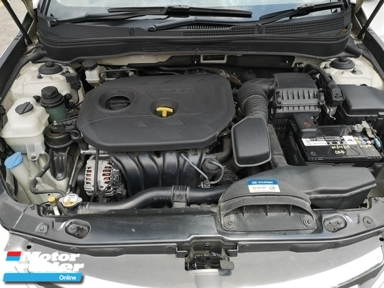 2014 HYUNDAI SONATA 2.0 AT
