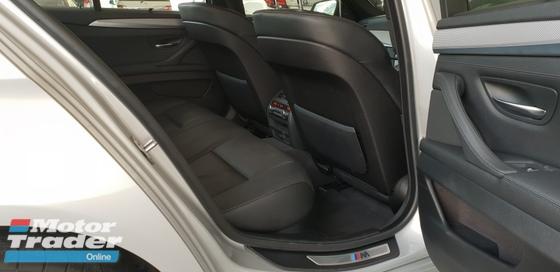 2013 BMW 5 SERIES 2013 BMW 528i 2.0 M Sport Sedan 1 VIP CAREFUL OWNER