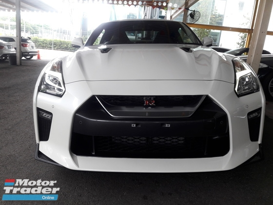 2016 NISSAN GT-R GTR BLACK EDITION 3.8 NEW MODEL