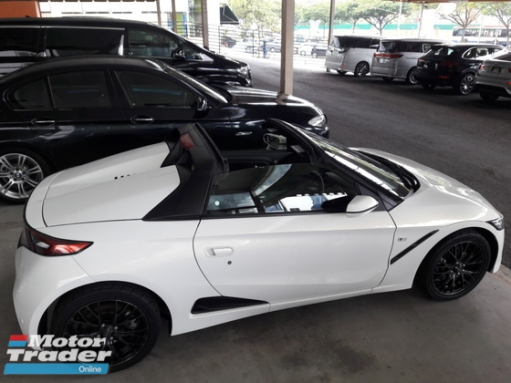 2015 HONDA S660 ALPHA S 660 CONVERTIBLE 2 DOOR COUPE VERY RARE UNIT