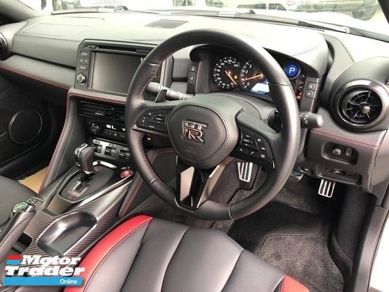 2016 NISSAN GT-R Unreg GTR BLACK EDITION 3.8 twin turbo coupe