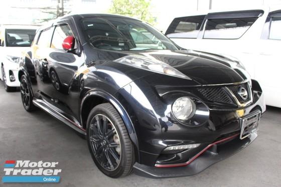 2013 NISSAN JUKE 1.6 GT FOUR TURBO NISMO EDITION (4WD) -UNREG-