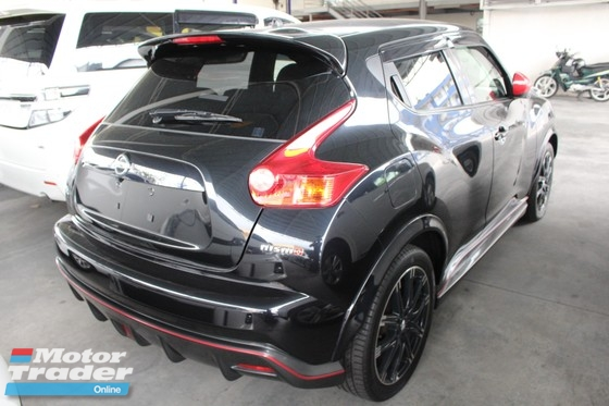 2013 NISSAN JUKE 1.6 GT FOUR TURBO NISMO EDITION (4WD) -UNREG-