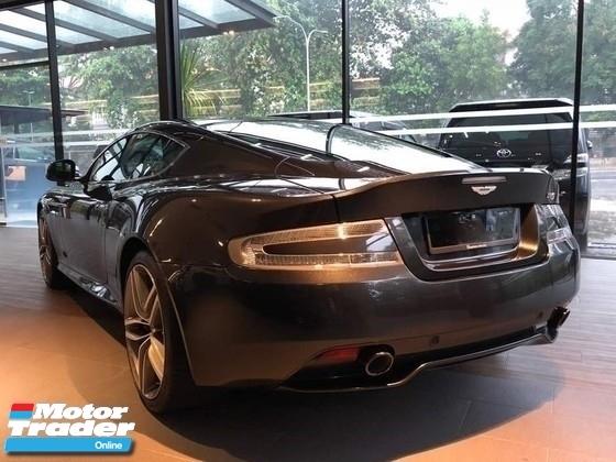 2012 ASTON MARTIN DB9 5.9 V12 5K Miles Ori Ceramic Brakes Facelift MY13