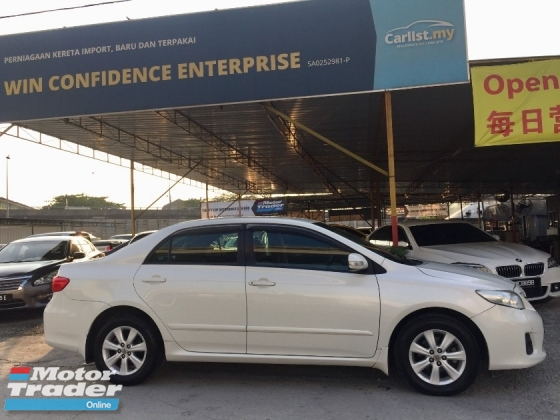 2009 TOYOTA CAMRY 2.4V (A) - GUARANTEE BEST PRICE