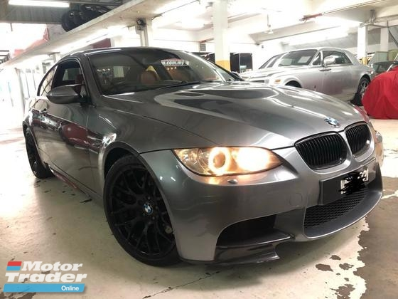 2008 BMW M3 4.0 (A) TIP TOP Condition