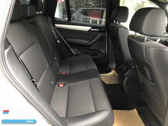 2013 BMW X3 2.0 Petrol