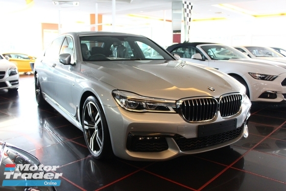 2015 BMW 7 SERIES 740I 3.0 M-SPORT FACELIFT