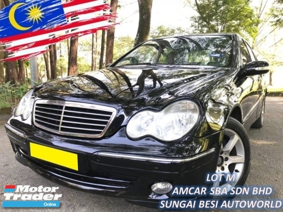 2007 MERCEDES-BENZ C-CLASS C200 KOMPRESSOR ELEGANCE NEW FL LOCAL