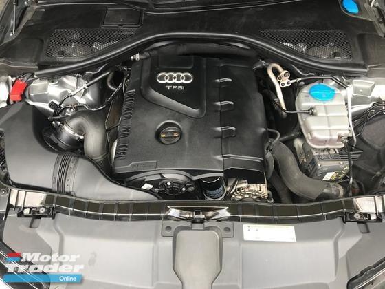 2012 AUDI A6 2.0 CC  TFSI S-LINE SUNROOF (A) MMI Touch F10 W212