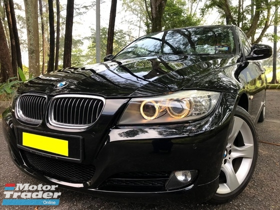 2011 BMW 3 SERIES 323I SPORTS (CKD) 2.5 FACELIFT (A) 1 OWNER LOCAL SPEC